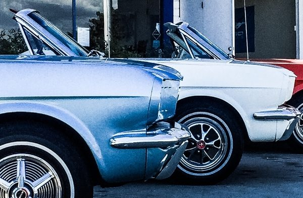 Quel intérêt de passer une voiture en collection ?