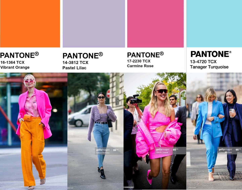 Quelles couleurs porter en été ?
