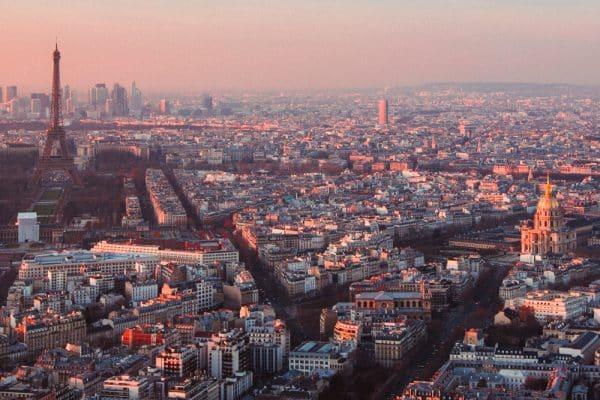 Quel est l'ancien nom de la ville de Paris?