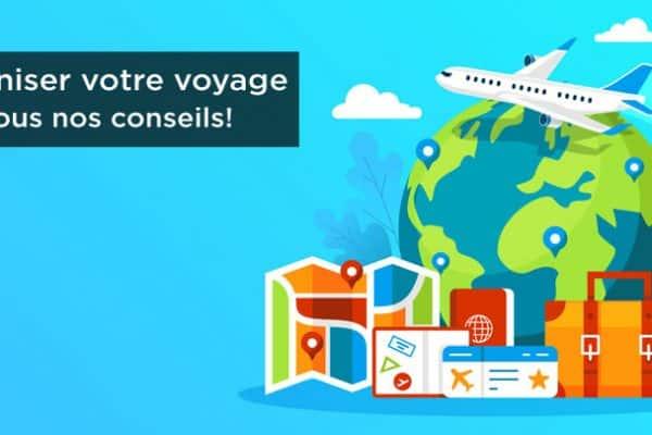 Comment organiser un voyage ?